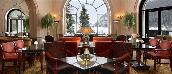 Fairmont Chateau Lake Louise, Canada 7