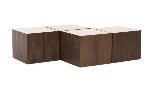 Four Square Cocktail Table
