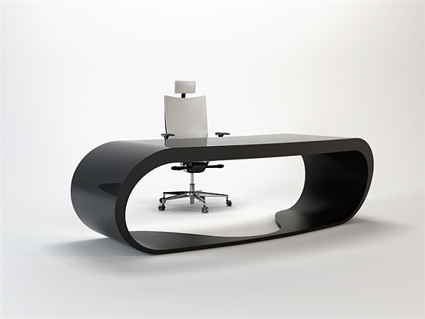 Goggle Office Desks black