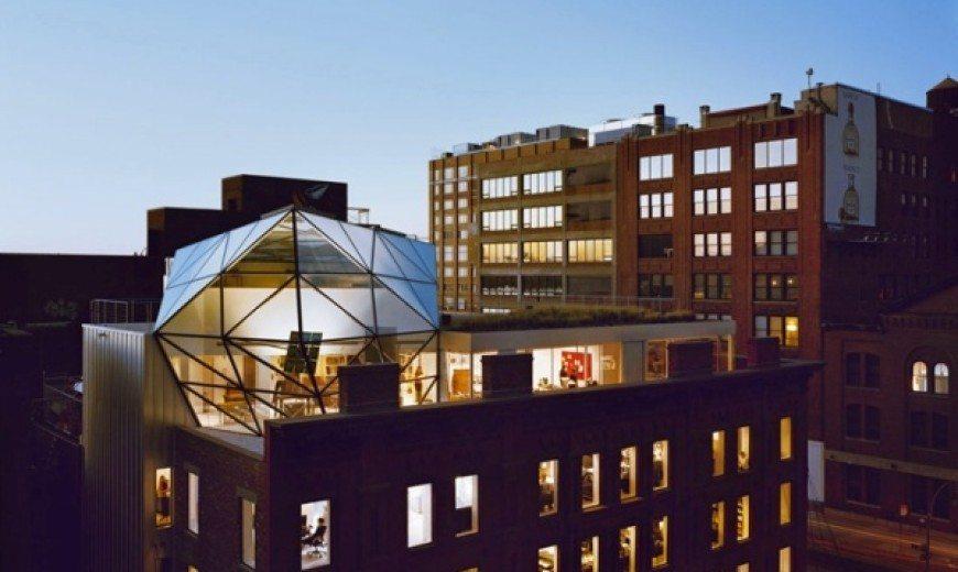 Penthouse With Garden for Diane Von Furstenberg Sports Awesomeness