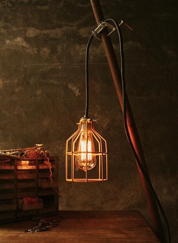 Handmade luke lamps take you back to the vintage era - Hand made lamps ...