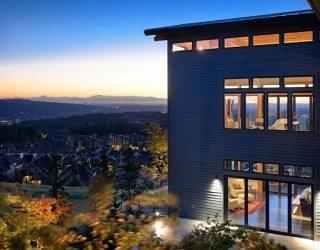 Contemporary Harrison Street Residence Proves Stylish & Economical