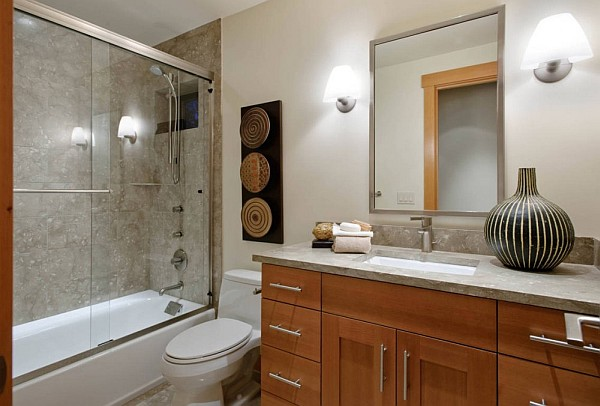 Harrison Street Residence beautiful bathroom idea