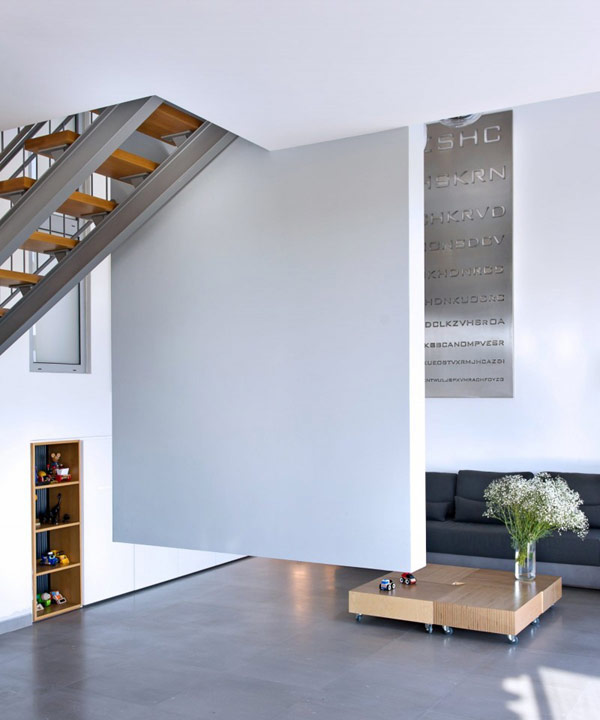 Hasharon House by Sharon Neuman Architects  (11)