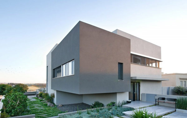 Hasharon House by Sharon Neuman Architects  (3)