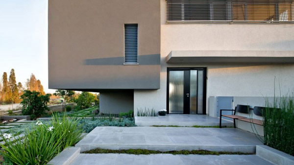 Hasharon House by Sharon Neuman Architects  (5)