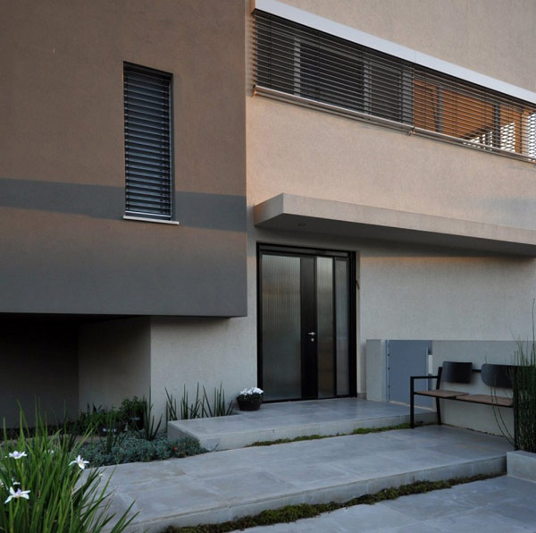 Hasharon House by Sharon Neuman Architects  (6)