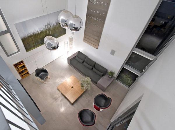 Hasharon House by Sharon Neuman Architects  (7)