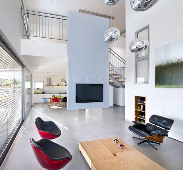 Hasharon House by Sharon Neuman Architects  (9)
