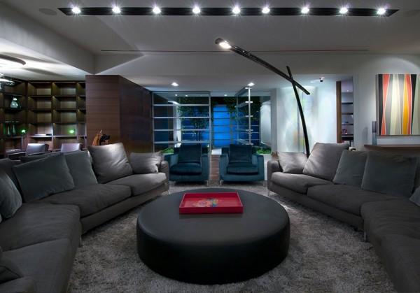 design : designer wohnzimmer schwarz ~ inspirierende bilder von ... - Designer Wohnzimmer Schwarz