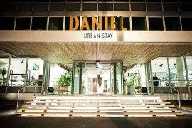 Urban Stay in Vienna at the Fancy Daniel Hotel