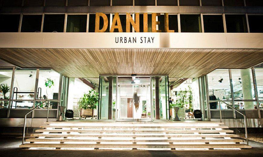 Urban Stay in Vienna at the Fancy Daniel Hotel