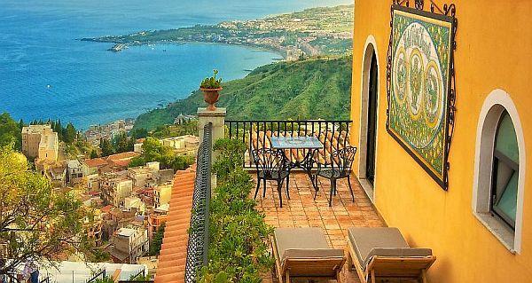Hotel Villa Ducale Taormina Sicily