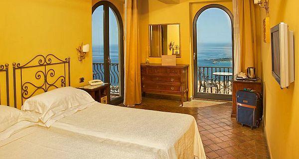 Hotel Villa Ducale Taormina room view
