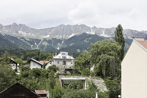 Innsbruck Atelier – Office Under the Garden 2