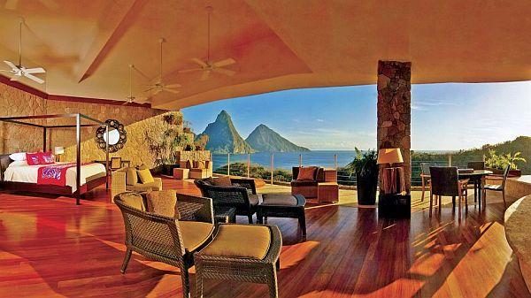 Jade Mountain, St. Lucia 3