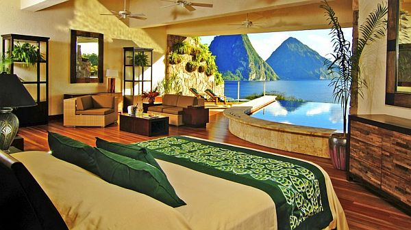 Jade Mountain, St. Lucia 4