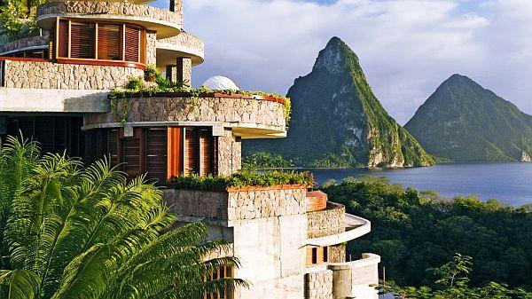 Jade Mountain, St. Lucia 7
