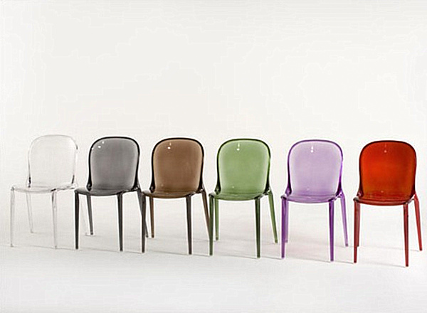 louis ghost chair by philippe starck for kartell kartell acrylic office chairs