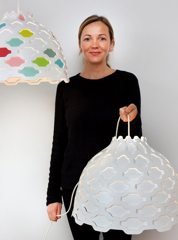 LC shutters pendant light by Louise Campbell (10)