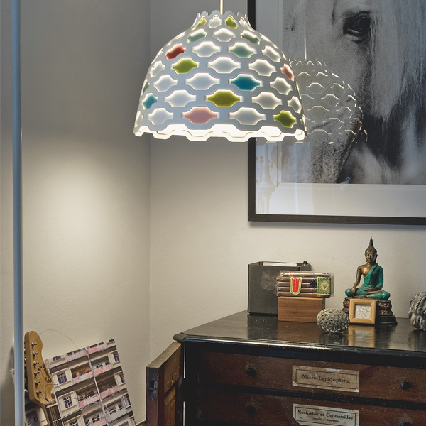 LC shutters pendant light by Louise Campbell (3)