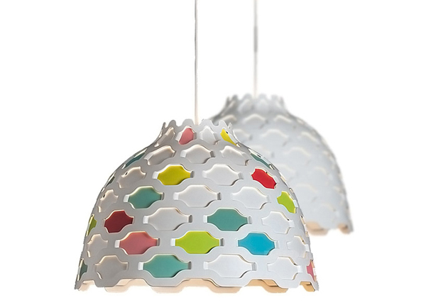 LC shutters pendant light by Louise Campbell (9)