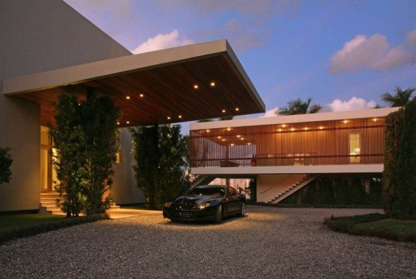 La Gorce Residence in Miami 1 600x403 La Gorce Residence in Miami: A Treat in All Respects