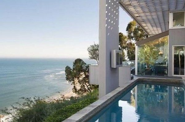 Malibu Contemporary Villa stunning ocean views