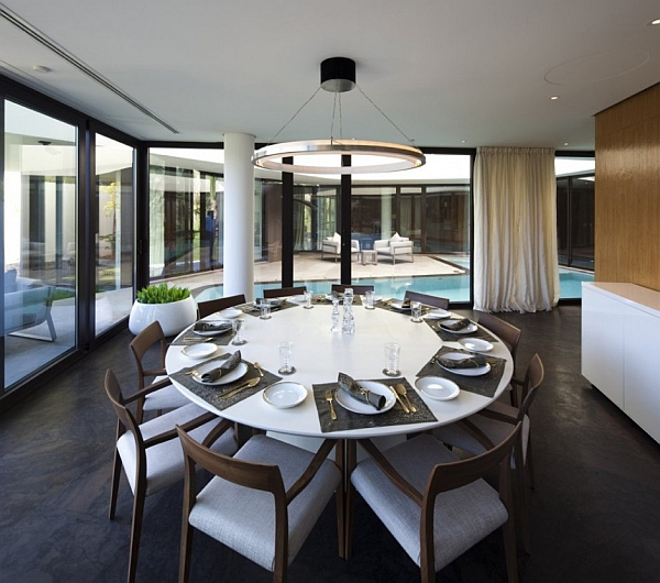 Mop House – dining area