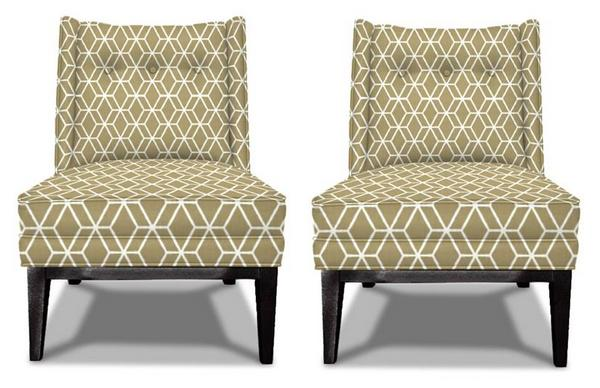 Merveilleux Slipper Chairsu2026