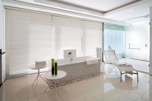 Moss Oaklands Residence lush bathroom design