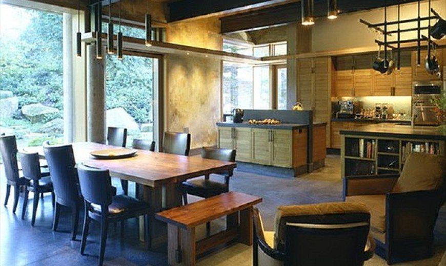 Northwest Family Retreat: Renovating a Large Family House
