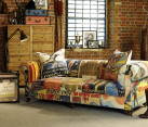Olympics Furniture - sofa and trunk