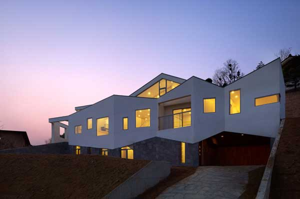 Panorama House by Moon Hoon  Dream Home for Children and Adults   Panorama House