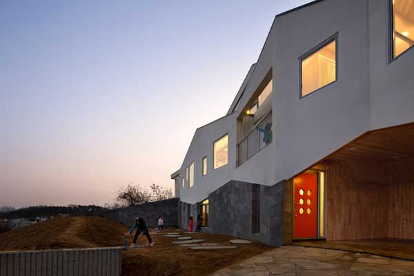 Panorama House by Moon Hoon 2 Dream Home for Children and Adults   Panorama House