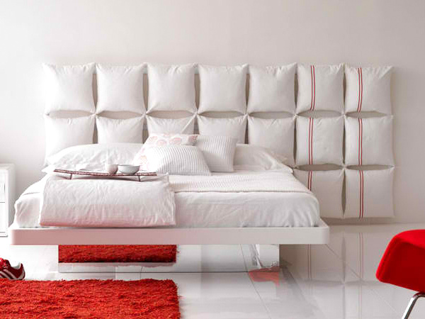 view in gallery pillow 25 gorgeous diy headboard projects
