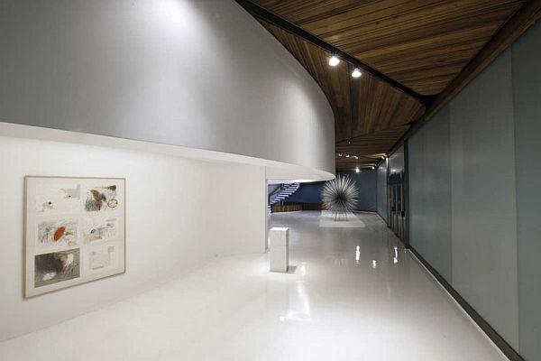 Polyforum Siqueiros Galleries 3