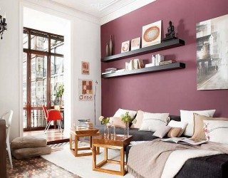 Refurbished Flat in Barcelona Takes You Back to Olden Times