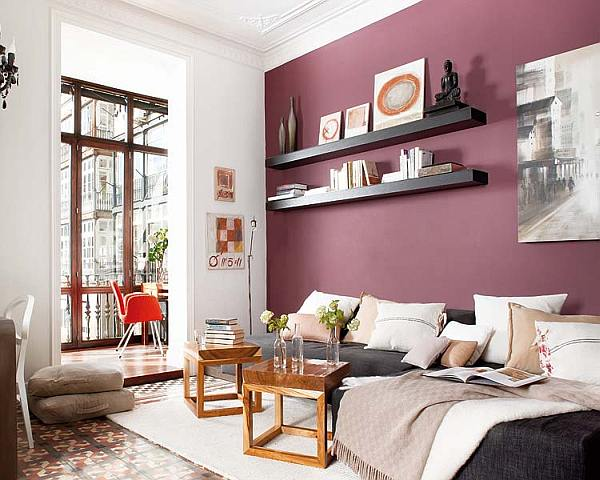 Refurbished Flat in Barcelona 1 Refurbished Flat in Barcelona Takes You Back to Olden Times