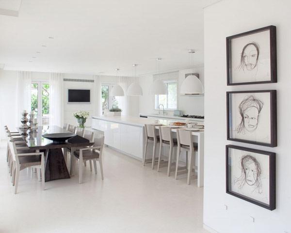 Design : Moderne Wohnzimmer Weiß ~ Inspirierende Bilder Von ... Wohnzimmer Weis Modern