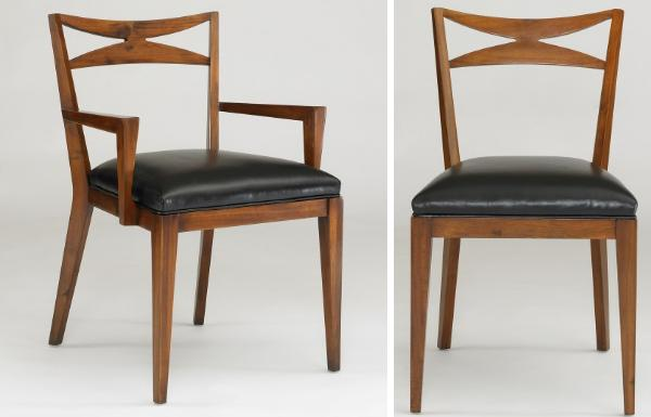 mid century modern dining room chairs 2