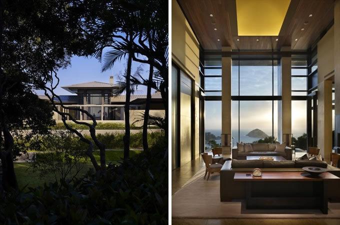 Shek-O Residence Hong Kong contemporary design