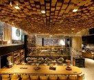 Starbucks concept store in Amsterdam instead of bank vault 6