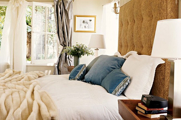 Stylish Cottage Living – bedroom