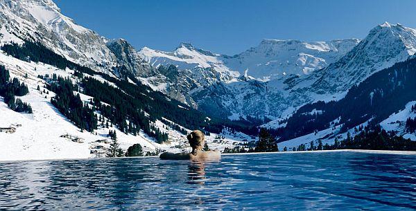 The Cambrian Hotel, Switzerland 1