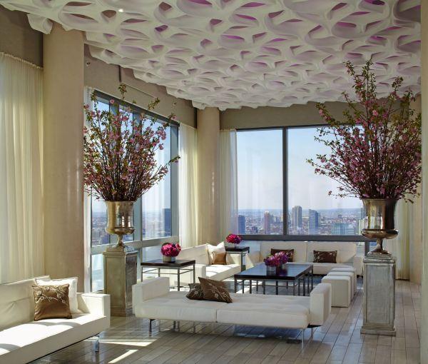 Trump SoHo Luxury Apartment View