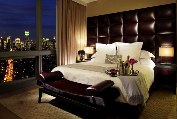 Trump Soho Hotel Bedroom New York City Lookout From the Top: Resorts With Breathtaking and Exotic Views