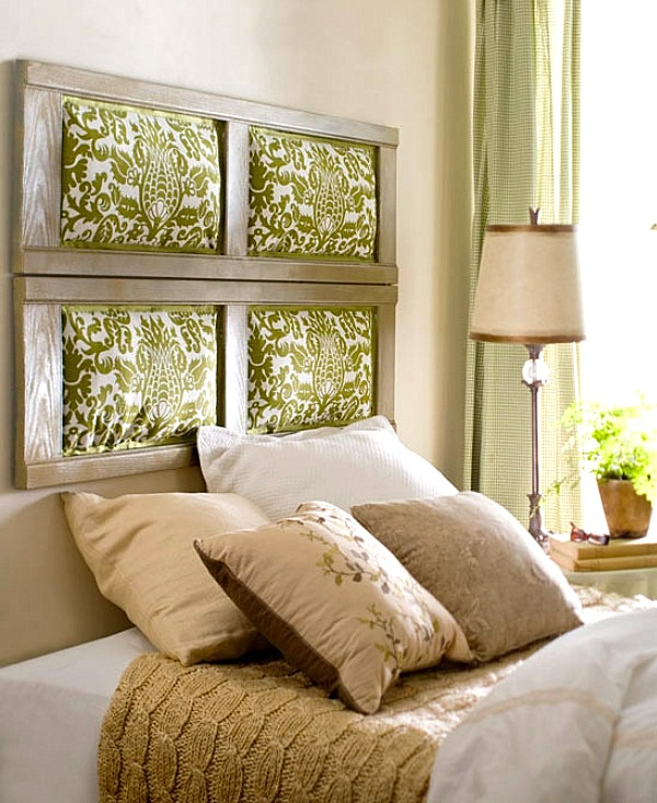 25 gorgeous diy headboard projects for Queen headboard ideas