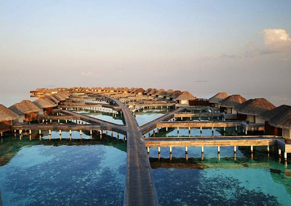 W Retreat and Spa in Maldives 1