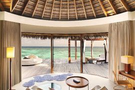 W Retreat and Spa in Maldives Beckons You for the Holidays